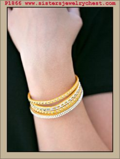 Hot GLAM! - Yellow - Paparazzi Accessories.jpg