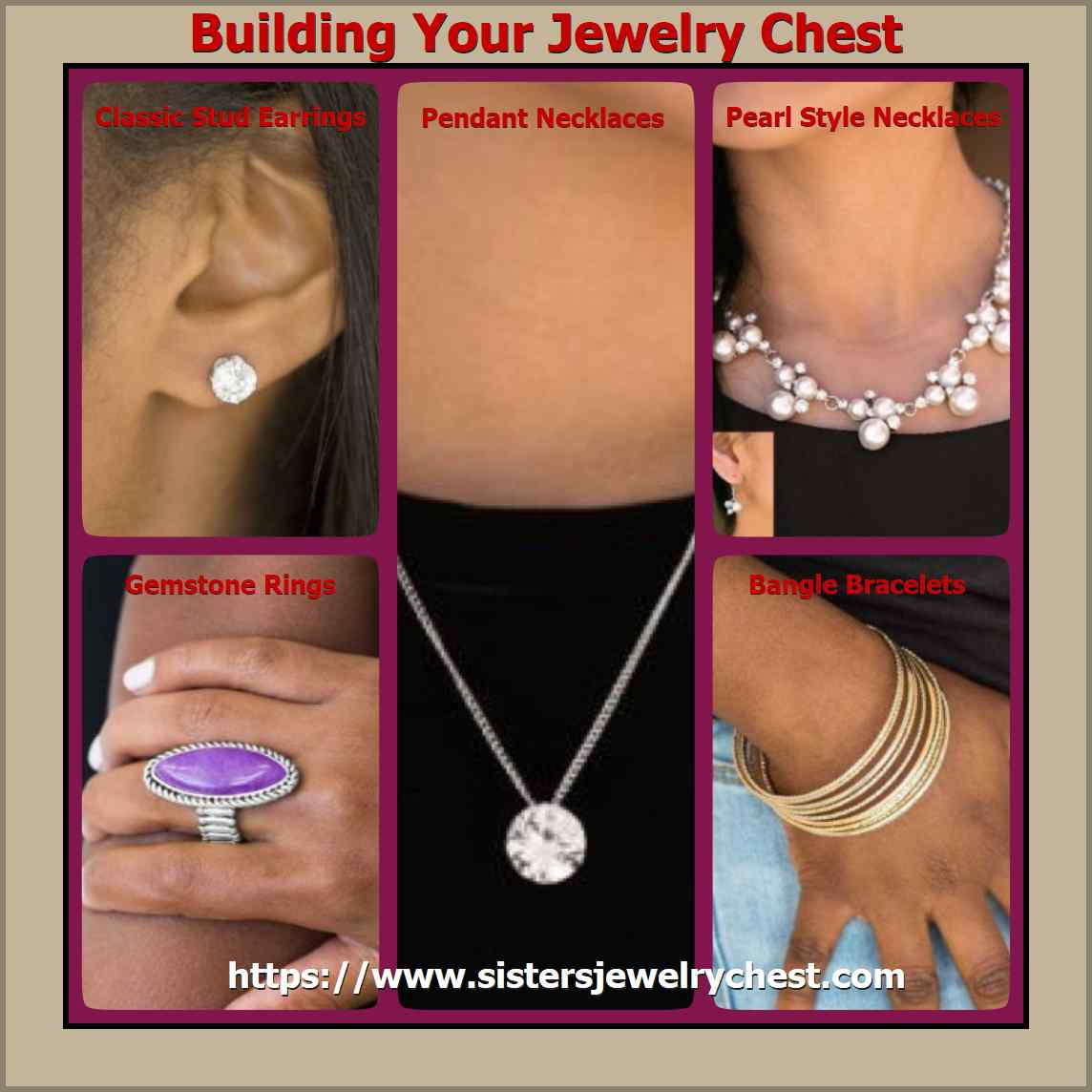Building Your Jewelry Chest