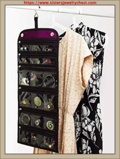 Jaimie Hanging Travel Jewelry Organizer1