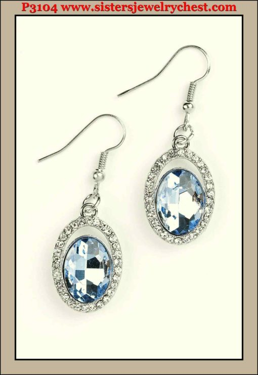 Imperial SHINE-ness - Blue 5 - Paparazzi Accessories.jpg